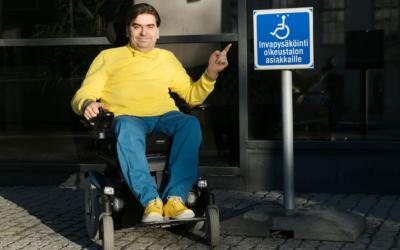 Kiitos korona – nyt viimein puhutaan vammaisten perusoikeuksista
