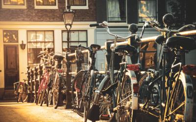 Pandemia lisäsi pyöräilyä ympäri maailman