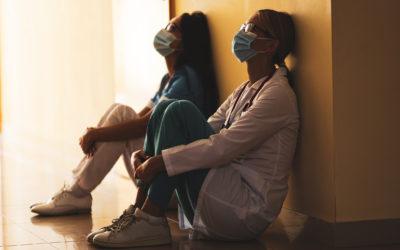 Hoitoala ajautuu kriisiin