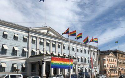 Kuntavaalit 2021: Pride-liputuksen kielto antoi potkua Salon vihreille