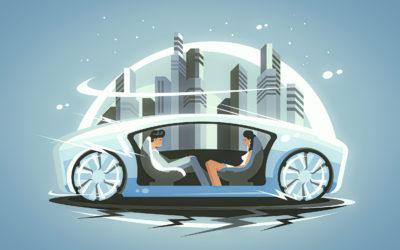 Tulevaisuuden liikennemurros alkoi jo – robottiautot kulkevat ilman kuljettajaa, ovat turvallisia ja säästävät rahaa
