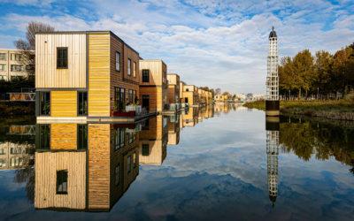 Kaupungit taistelevat vedennousua vastaan – maailman paras varautumissuunnitelma löytyy Rotterdamista